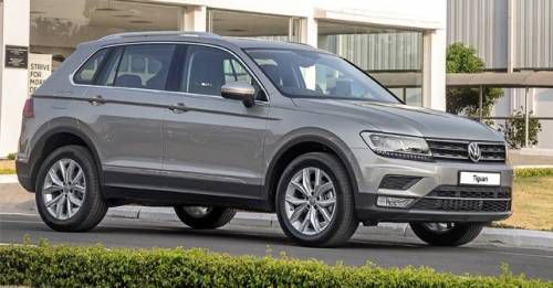 Volkswagen Tiguan India