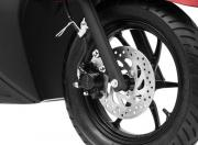 Yamaha Ray ZR 125 image suspension