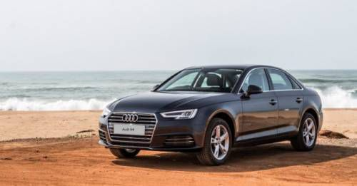 All New Audi A4 35 TDI Launched M