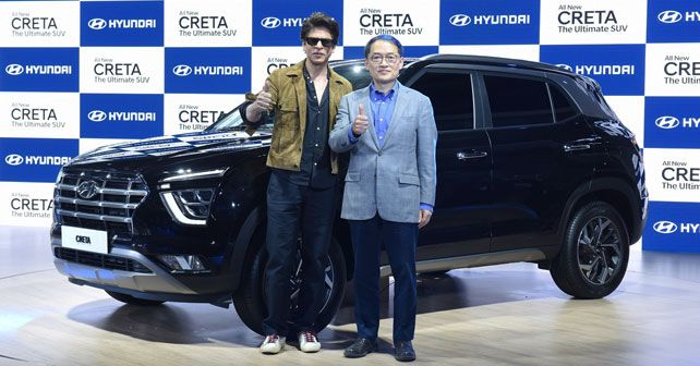 All New Hyundai Creta Srk