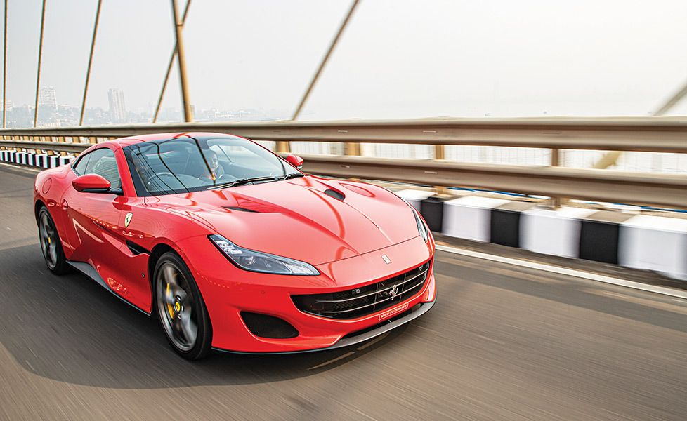 ferrari portofino review