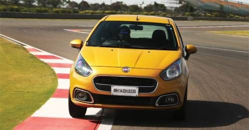 Fiat Punto Long Term June 2016