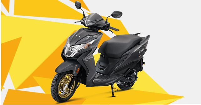 Honda Dio Bs Vi Launched India