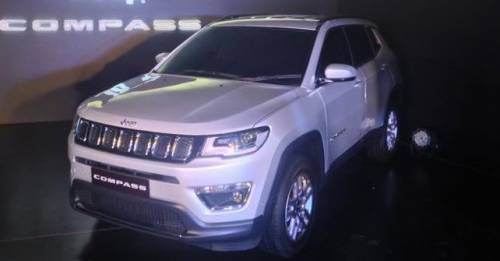 Jeep Compass India Model
