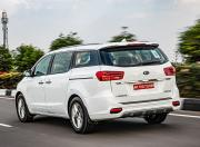 kia carnival image india review
