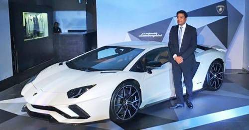 Lamborghini Aventador S India Launch