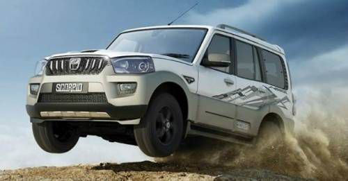 Limited Edition Mahindra Scorpio Adventure Launched M
