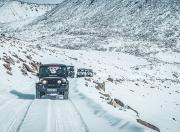 mahindra snow survivor expedition