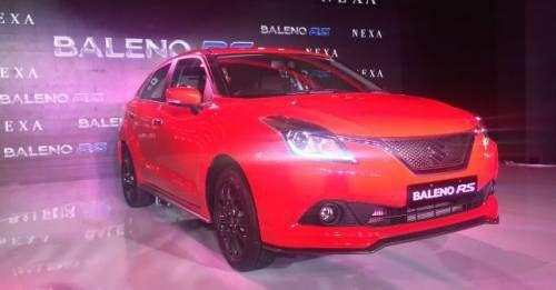 Maruti Suzuki Baleno Rs Launched M