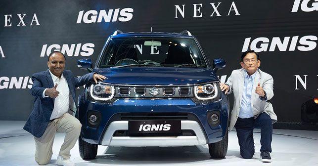 Maruti Suzuki Ignis Bs6