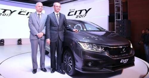 New 2017 Honda City Launch Price
