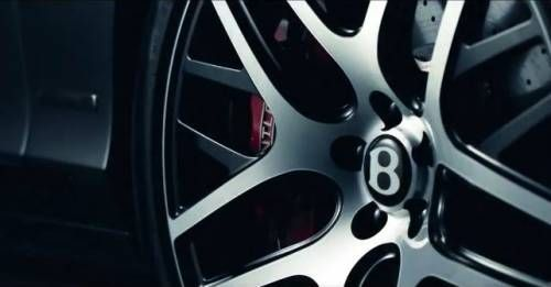 New Bentley Continental Gt Teased M