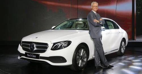 New Mercedes Benz E Class Long Wheelbase India Launch Price