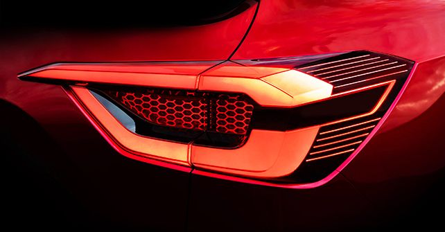 Nissan Compact Suv Teaser Image Released
