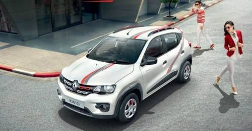 Renault Kwid Live For More Edition M