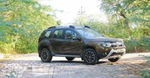 Renault Duster Long Term Review Feb 2017