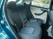 tata nexon electric image rear seat space