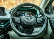 tata nexon electric image steering wheel