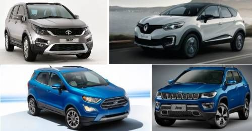 Upcoming Suvs Of 2017 M