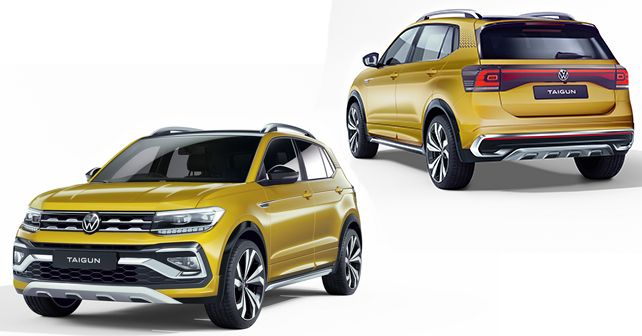 volkswagen taigun breaks cover - to be launched in 2021
