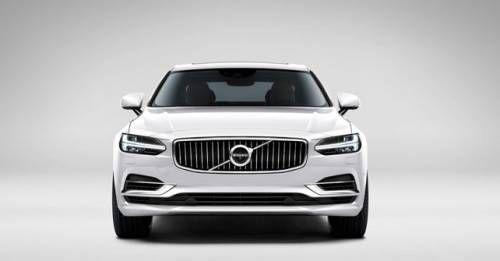 Volvo S90 Front Centre