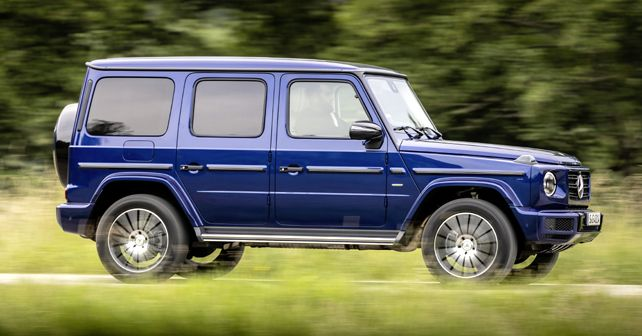Fully-electric Mercedes-Benz G-Class already in the works