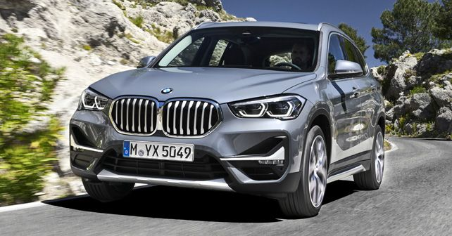 2020 BMW X1 Facelift Launched In India