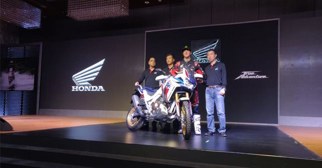 2020 Honda Africa Twin Crf1100l Launched