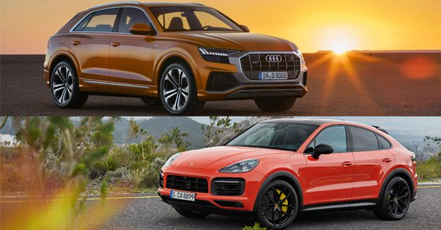 Audi Q8 Vs Porsche Cayenne Coupe Spec Check