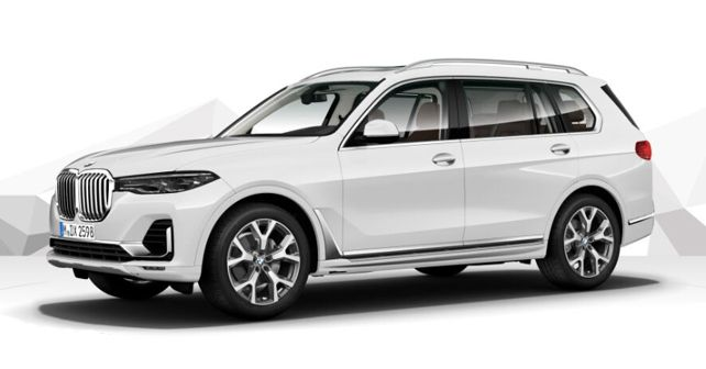 BMW X7 XDrive30d DPE