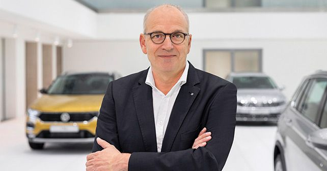 Jugen Stackmann Member Of The Board Of Management Volkswagen Passenger Cars