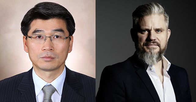 Kia Motors Management Change - Ho Sung Song and Jochen Paesen