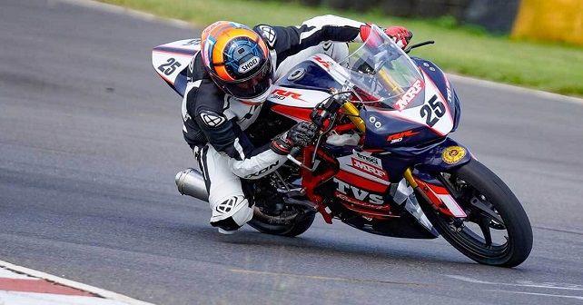 TVS Apache Rr 310 Race Spec