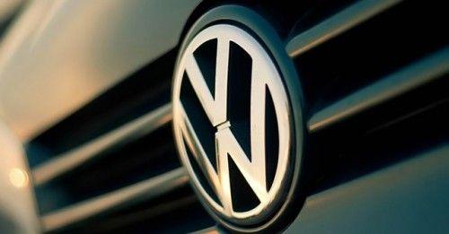 Volkswagen Logo By ColdF