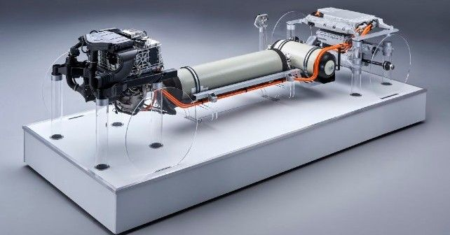 Bmw I Hydrogen Next Drivetrain Toyota