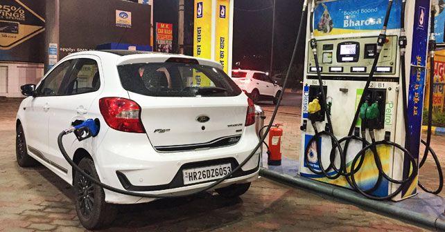 Ford Figo Re Fuelling