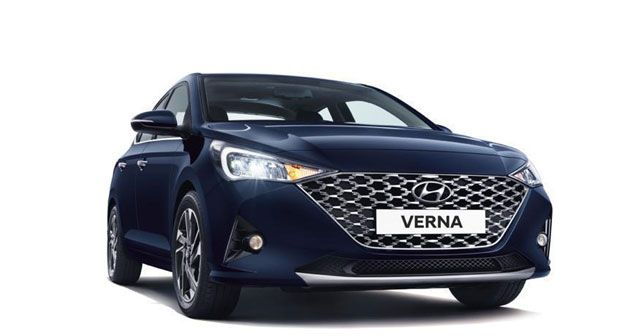New 2020 Hyundai Verna