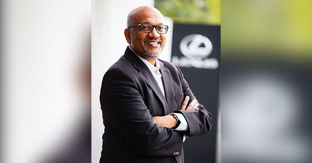 P B Venugopal MD Lexus India1