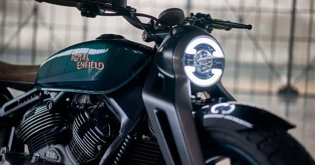 Royal Enfield New Launch