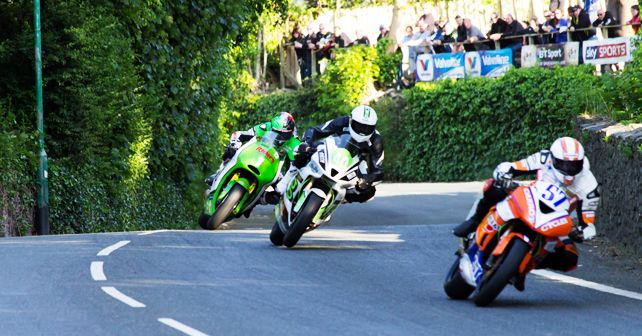 Isle of Man Tourist Trophy (TT)