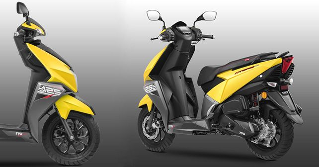 Tvs Ntorq Bs Vi Launched