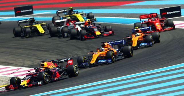 2019 F1 French GP
