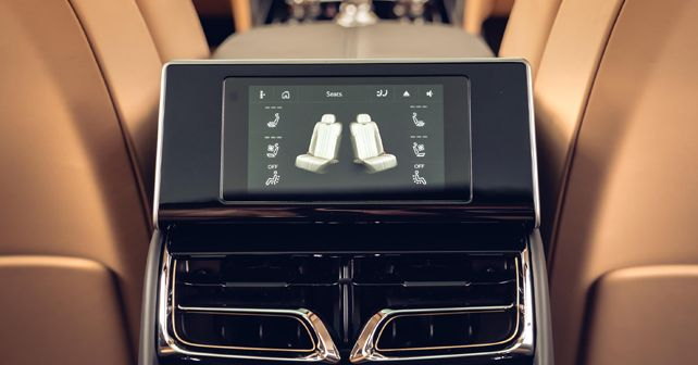 Flying Spur Touch Sreen Remote