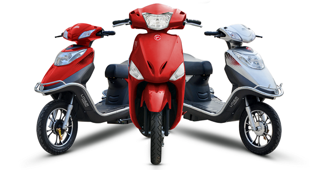 Range of Hero Electric e-scooters