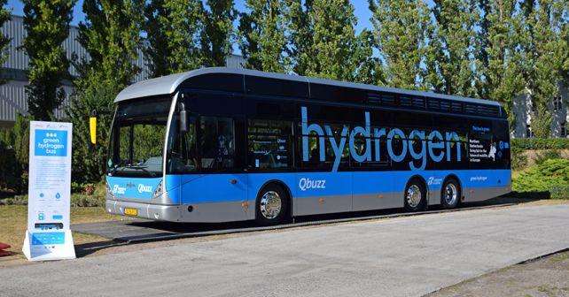 Hydrogen FCEV Bus