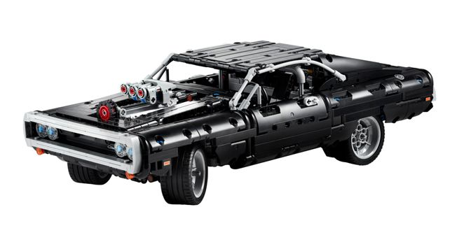 Lego Dodge Charger Final