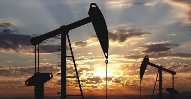 Oil Prices Drop Below Zero