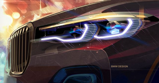 BMW SUV Design Sketch