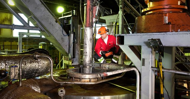 Scandinavian Enviro Systems Tyre Recycling Plant