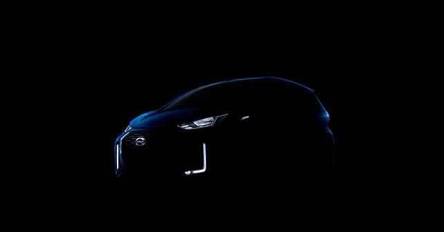 Datsun New Redi Go Teaser Image Revealed